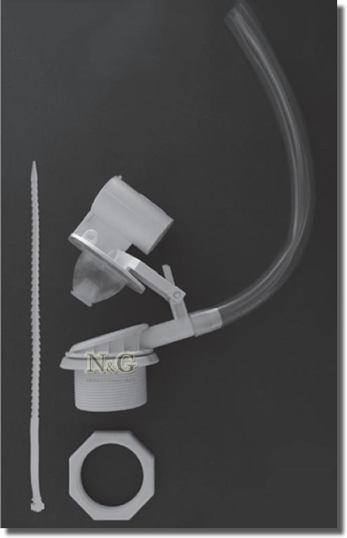 Repuesto valvula de entrada para mochila de inodoro ferrum for Precio de inodoro ferrum
